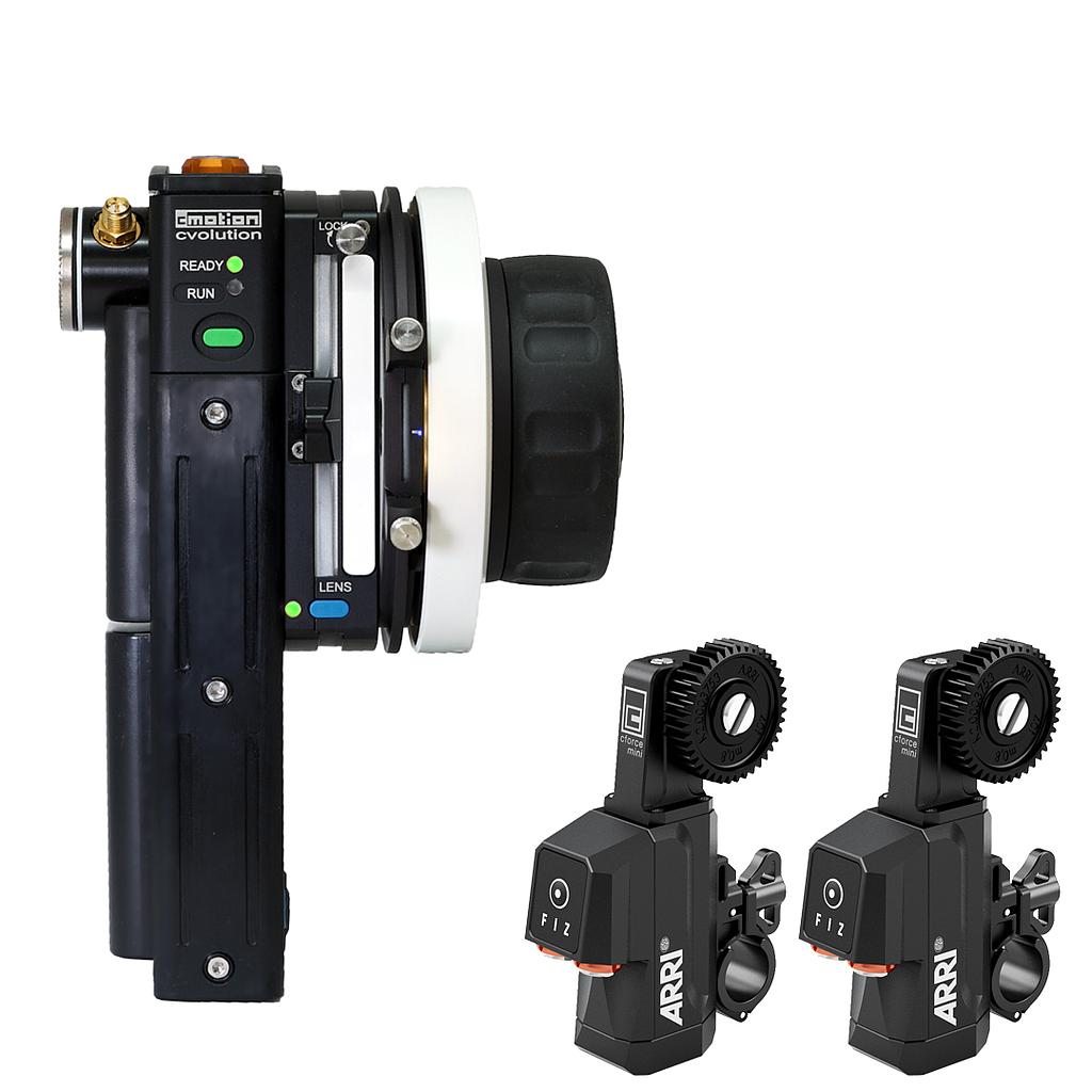 cvolution Alexa mini Starter Kit advanced 2-Motor